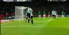 1st Half Goals & Highlights HD - Argentina 2-0 Bolivia -29.03.2016 HD