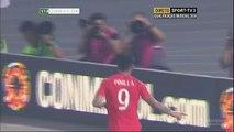 Mauricio Pinilla Goal - Venezuela 1-2 Chile 30.03.2016