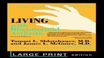Download Living with Rheumatoid Arthritis  Johns Hopkins Press Health Book