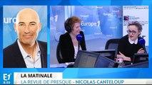 Nicolas Hulot à la découverte de la tribu d'Europe 1 dans Ushuaia Radio