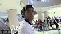 Snoops FB Star Son -- Nate Doggs Son Is a BALLER ... Theres a Chance We Could Play Together
