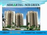Sidhartha NCR GREEN 2 BHK 56 Lac Full White Deal  Pataudi Road Sec 95 Gurgaon Call VR