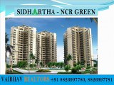 Sidhartha Ncr Green Full White Deal 2 BHK 53 Lac Sector 95 Gurgaon Call 8826997781