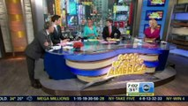 Robin Roberts Returns to GMA -- Welcomed Back by Obamas