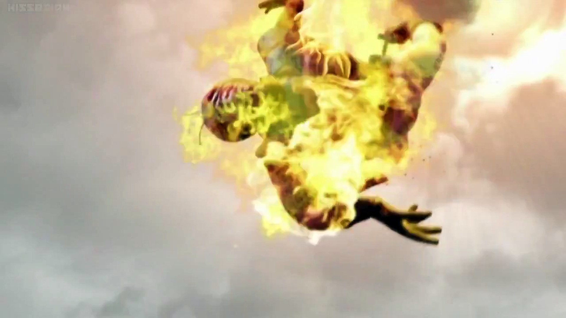 Kamen Rider Decade Kills Skyrider, Super 1, and Kabuto
