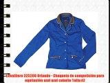 Covalliero 325206 Orlando - Chaqueta de competición para equitación azul azul cobalto Talla:42