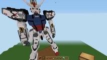 Instant Structures Mod (Part 1) Mod Showcase. (Minecraft 1.8).