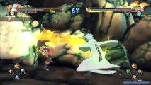 KAKASHI (HOKAGE) & TSUNADE vs SASUKE & NARUTO - Naruto Shippuden Ultimate Ninja Storm 4