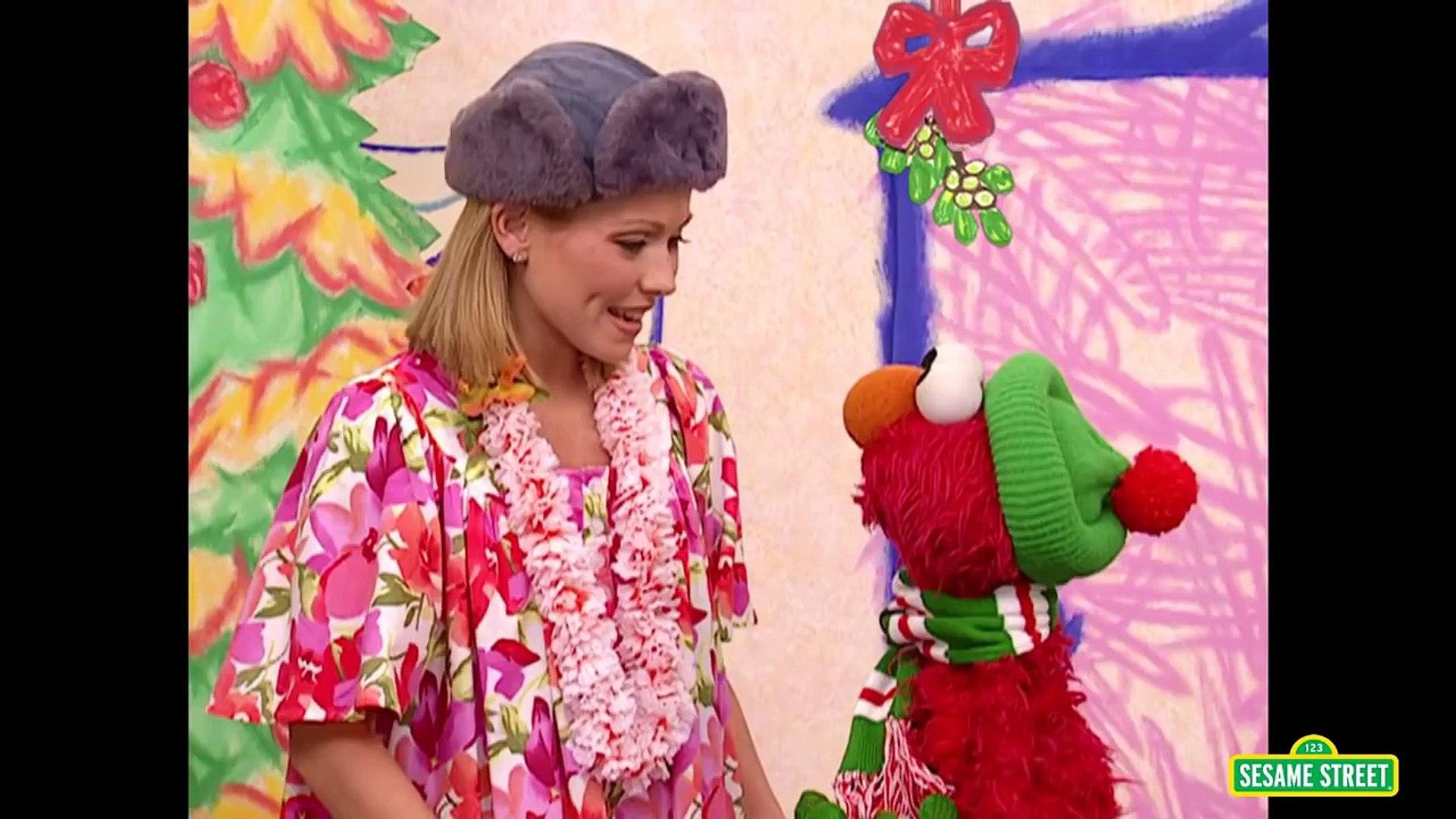 Sesame Street Elmos World Holiday