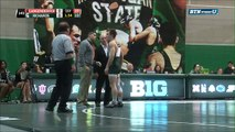 Illinois at Michigan State: 149 Pounds - Kyle Langenderfer vs. Kaelan Richards