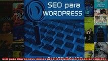 SEO para Wordpress Guías prácticas SEO nº 3 Spanish Edition