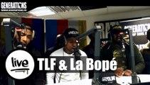 TLF ft La Bopé - Madaba (Live des studios de Generations)