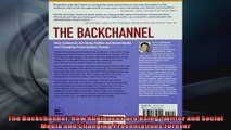 The Backchannel How Audiences are Using Twitter and Social Media and Changing