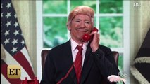 DWTS Geraldo Rivera Fails to Make Dance Great Again During Trump-Inspired Performance
