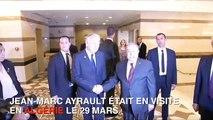 La Libye au coeur des préoccupations de la visite de Jean-Marc Ayrault en Algérie