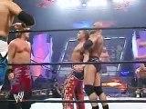 WWE RAW HD - John Cena _ Hulk Hogan _ Shawn Micheals vs. Christian _ Chris Benoit _ Tyson Part 2