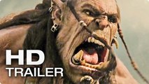 WARCRAFT Movie Trailer 2016   Latest Hollywood Upcoming Movies