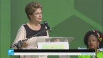 البرازيل: انسحاب أقوى حلفاء الرئيسة روسيف من الائتلاف الحاكم