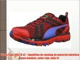 Puma Faas 500 TR v2 - Zapatillas de running de material sintético para hombre color rojo talla