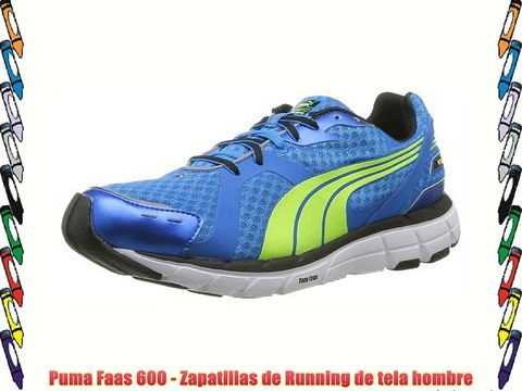 Puma Faas 300 v4 Wn Zapatillas de Running de Material sintético para Mujer