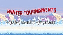 21. Angry Birds Friends Winter tournament - 4 weekly tournaments starting now!