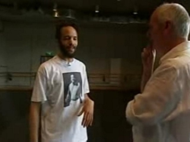 Savion Glover Tapdance 'Hoofer' in Britain