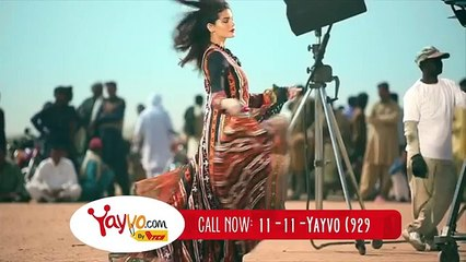 Sana Safinaz Summer-Spring Collection '16 now at Yayvo!
