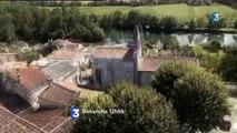 Cap Sud-Ouest sur la rivière Charente