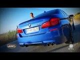 BMW M5 F10 vs M5 E60 exhaust Sound 2016