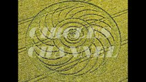 UFO FILE - Crop Circles 2010 -   25th June - Ufton, Warwickshire - uk ufo alien