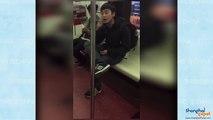 Ne JAMAIS manger dans le métro en Chine