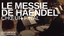 Choeur final du Messie de Haendel dirigé par Václav Luks, live @ Prague
