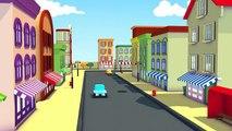 Camion de pompier et Tom la dépanneuse | Voitures et camions dessins animés pour les enfants
