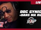 """Doc Gynéco """"Dans ma rue"""" en live dans Planète rap !"""