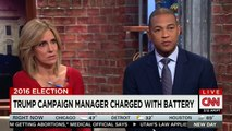 CNN Anchor on Michelle Fields Video: 'Tamer' Than Described, She 'Wasn't Pulled to the Ground'