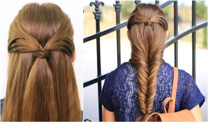 2-in1 Angel Wing Combo + EXCITING NEWS!!! Latest Hair Style Trends 2016