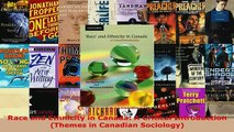 PDF  Race and Ethnicity in Canada A Critical Introduction Themes in Canadian Sociology Download Full Ebook