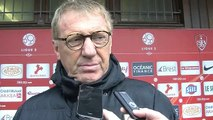Tous - Brest : Conférence de presse d'avant-match