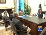 Nisar, Shahbaz meet PM, discuss Islamabad sit-in -30 March 2016