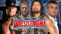 WRESTLEMANIA 32 - Match Card, Rumors, Predictions, Spoilers & Possible Results