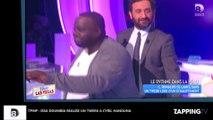 TPMP: Issa Doumbia réalise un twerk enflammé à Cyril Hanouna (Vidéo)