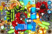 Bloons TD 5 Round 126 (or 127??) Gameplay