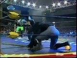 AAA-SinLimite 2009-02-15 Ecatepec 03 X-Pac vs. Zorro