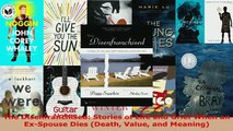 PDF  The Disenfranchised Stories of Life and Grief When an ExSpouse Dies Death Value and  EBook