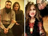 Junaid Jamshed.So this is also real . so now kindly stop messaging us that edited pic with Mualana Tariq jameel  we a