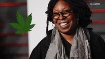 Whoopi Goldberg creates medical marijuana line for women