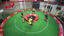 Vous aimez le squash ? Vous allez adorer ce nouveau sport en 360 degrés !