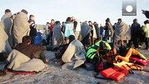 Миграционный кризис  Поток из Турции стал меньше, но есть и иные пути