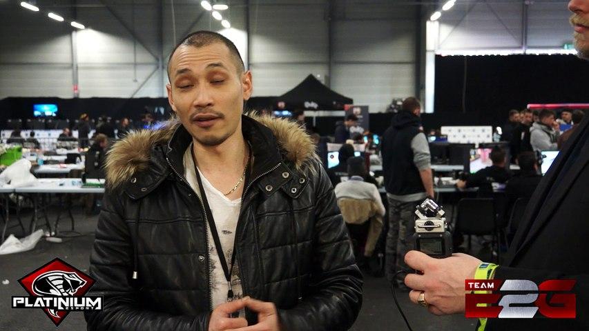 Interview de Cobra par Team E2G