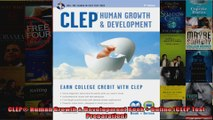 CLEP Human Growth  Development Book  Online CLEP Test Preparation